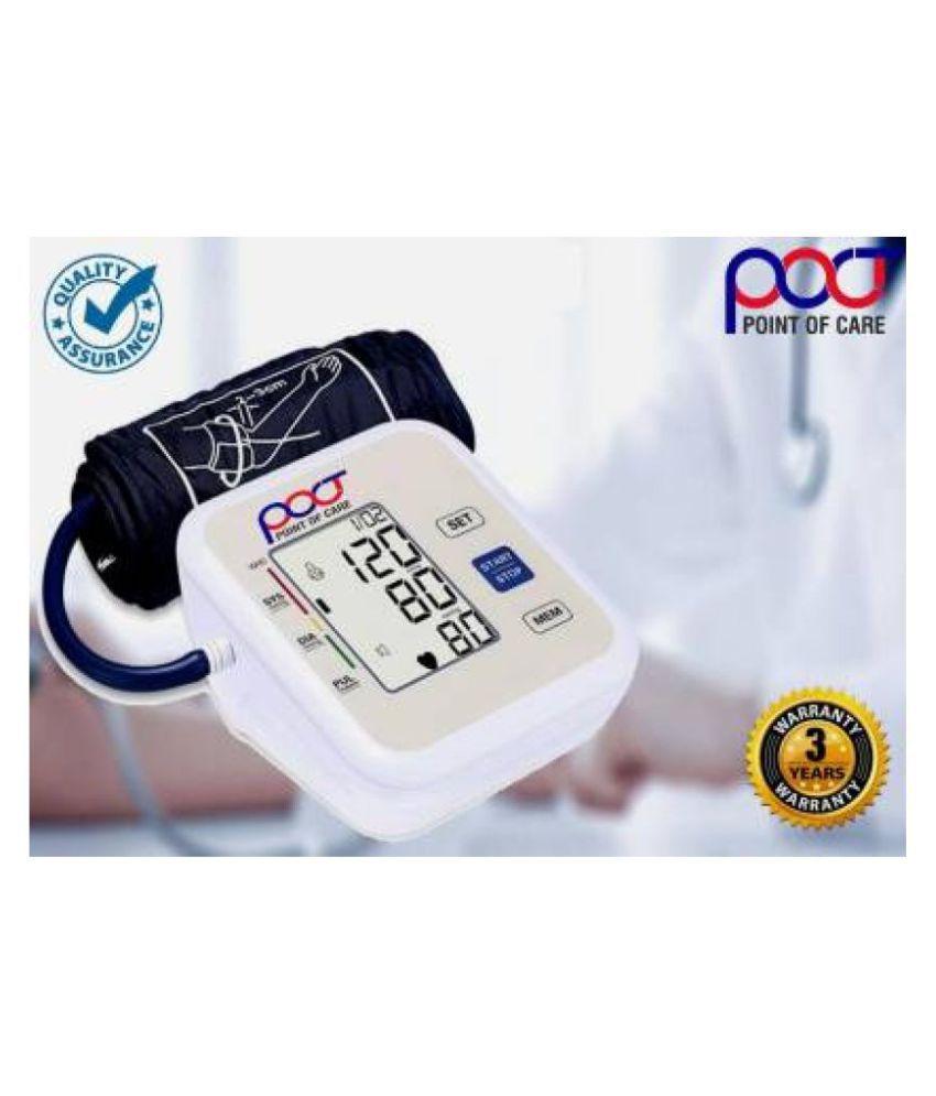 POCT PBM-01 Intelligent POCT Blood Pressure Monitor