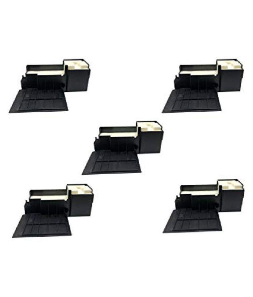 UV Pack of 5 Waste ink pad for for Epson L110,L130,L210,L220,L310,L350,L355,L360,L365,L380 Ink Tank Printer