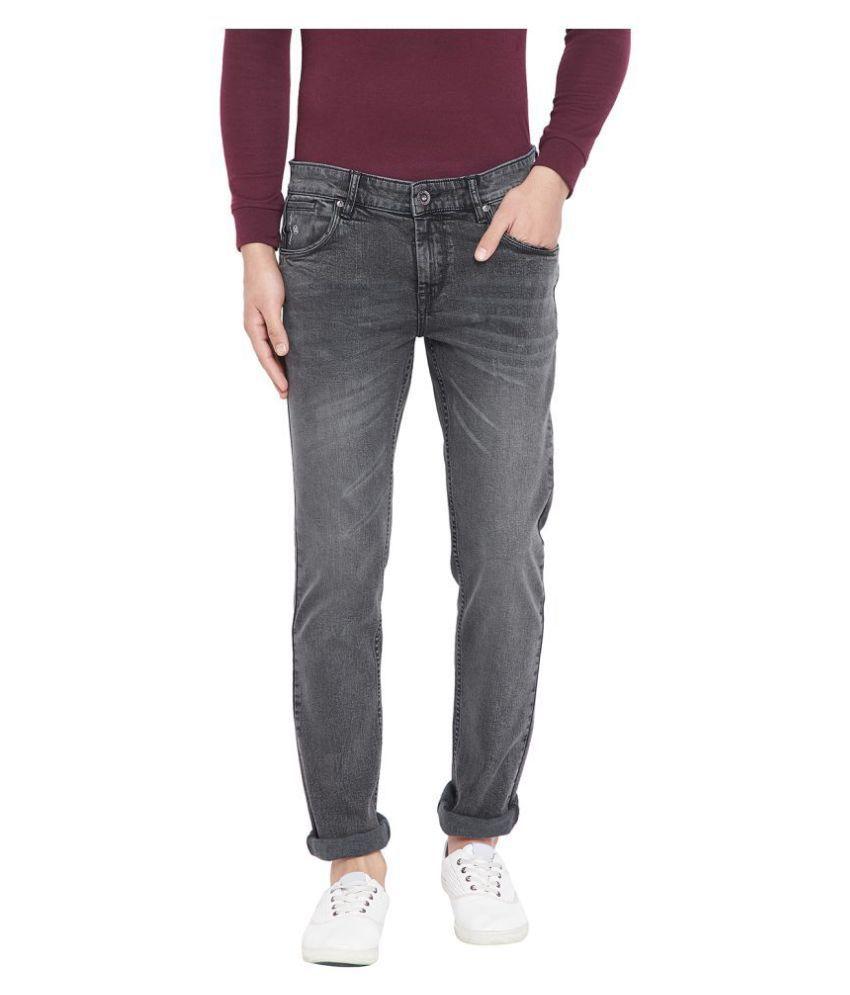 American Archer Black Slim Jeans