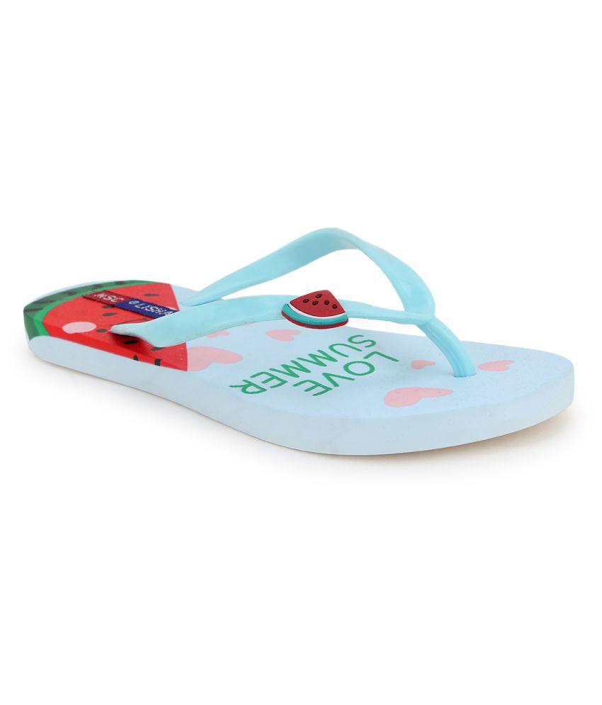 MSC Blue Slippers