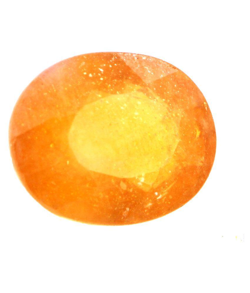 Nirvana Gems 5 - 5.5 -Ratti IGL Yellow Sapphire (Pukhraj)