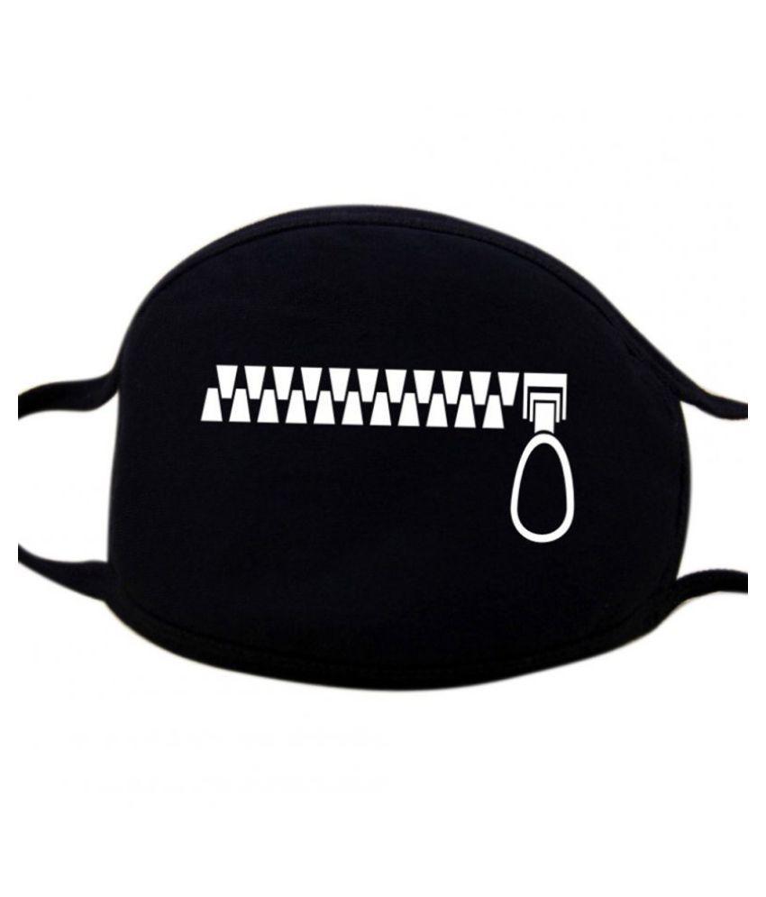 Stylish Sunproof Breathable Mouth Mask