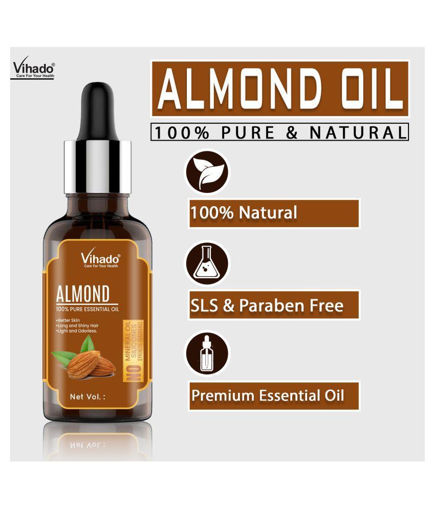 Vihado ALMOND Essential Oil 30 mL