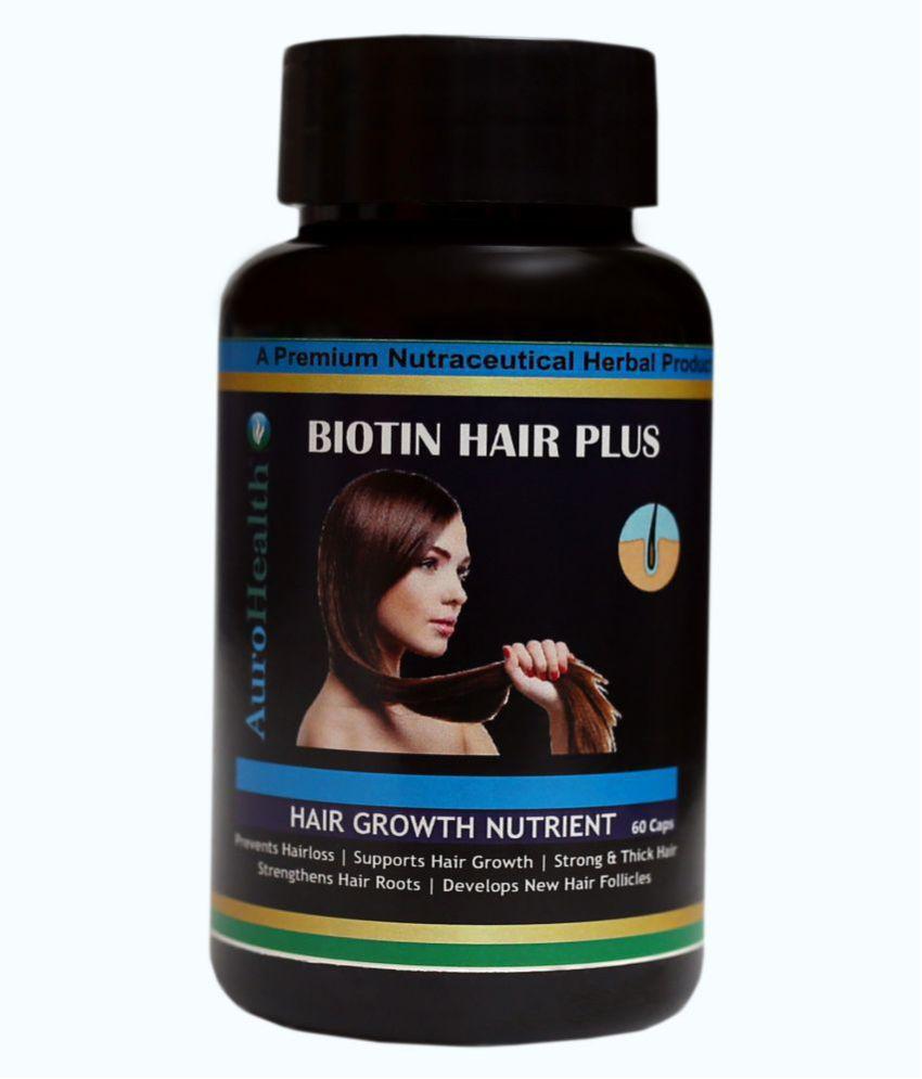 Biotin Hair Plus (10000 mcg)