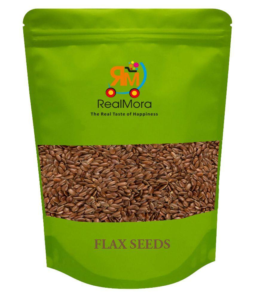 RealMora Flax Seeds 250 g