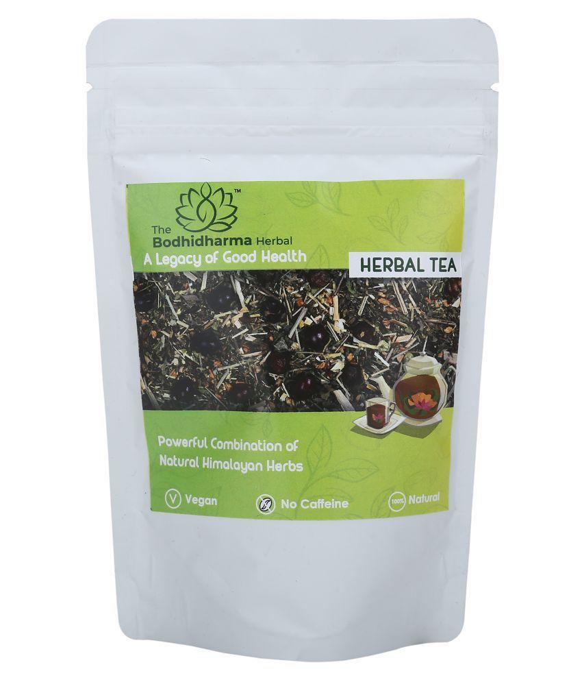 The Bodhidharma Herbal Lemongrass Tea Loose Leaf 100 gm