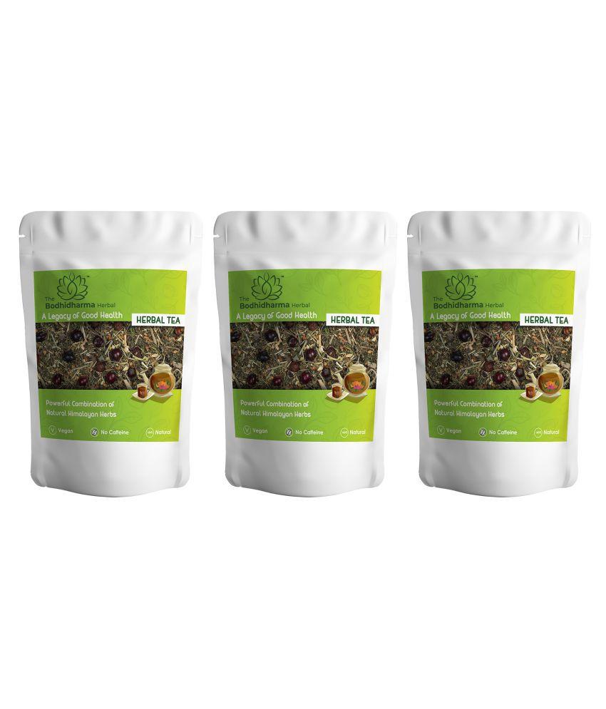 The Bodhidharma Herbal Lemongrass Tea Loose Leaf 120 gm