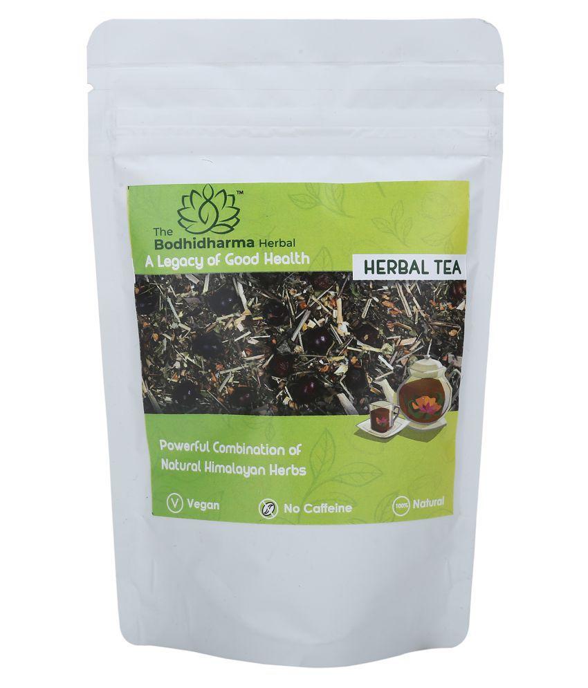 The Bodhidharma Herbal Lemongrass Tea Loose Leaf 250 gm