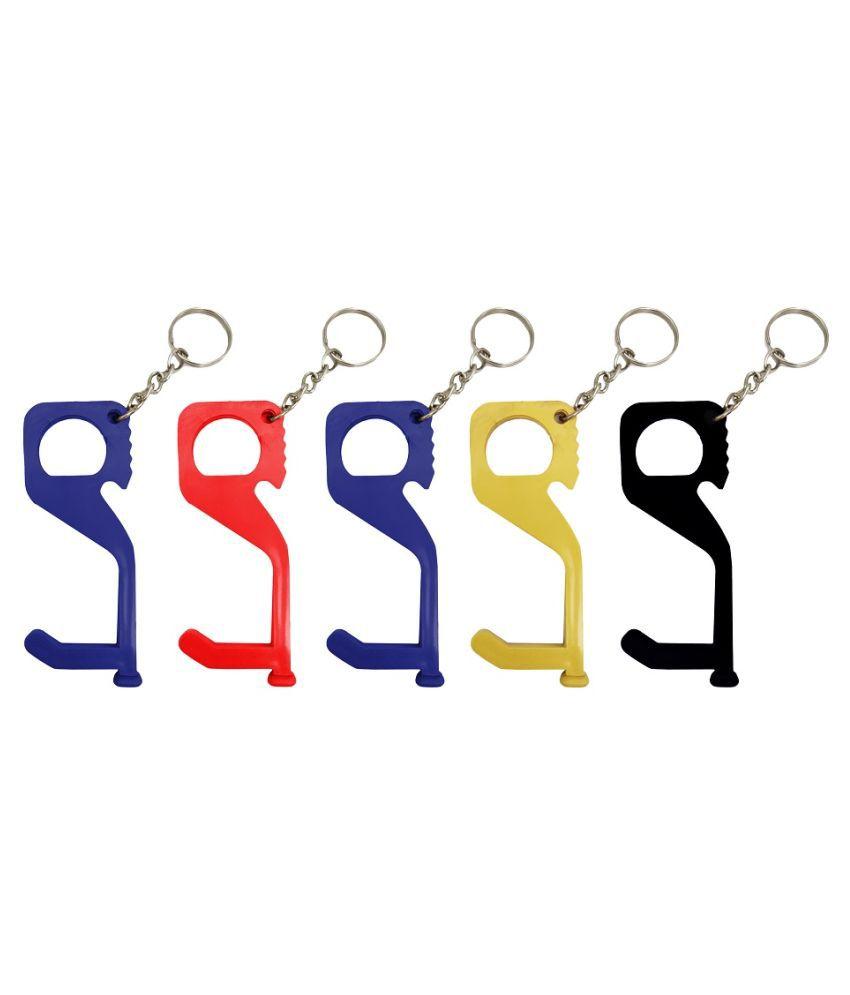 Atyourdoor Multifuctional Secure Touch Safe Key Chain/Door Opener/Bottle Opener