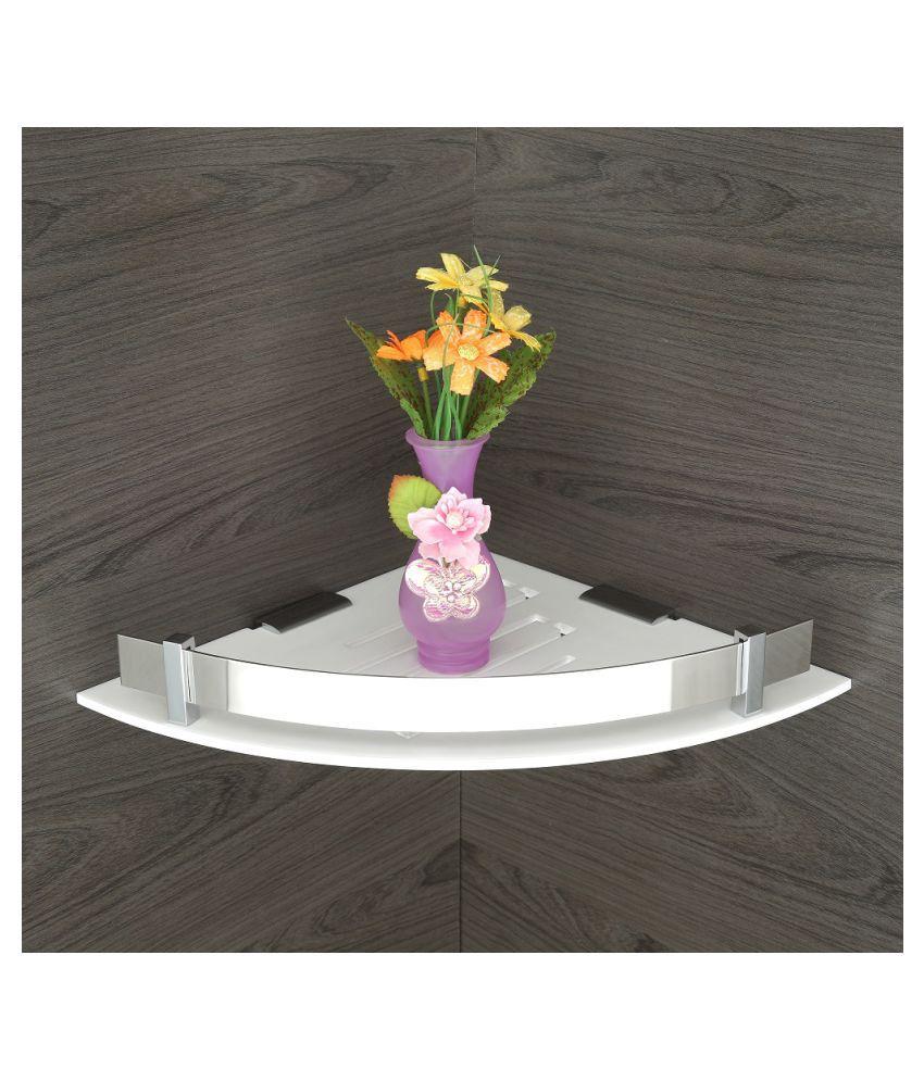 Axtry Acrylic Corner Shelf