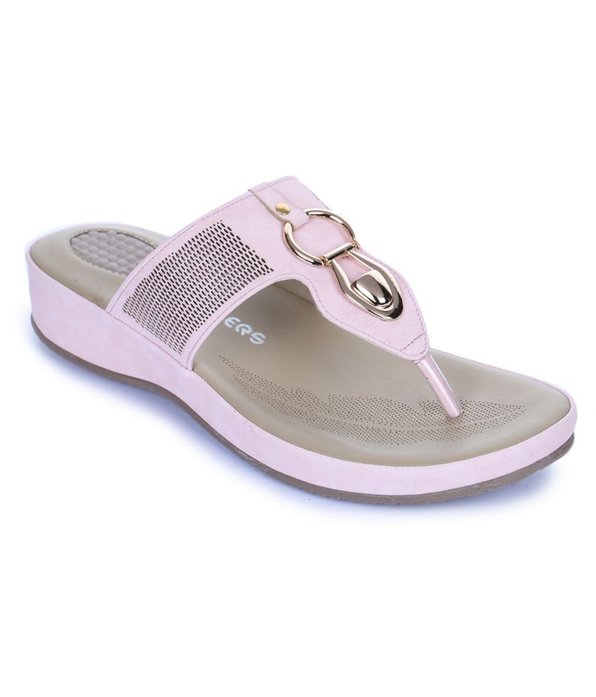 Liberty Pink Slippers