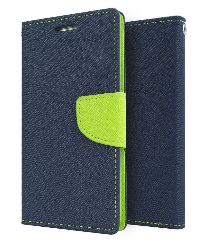Lg Google Nexus 5 Flip Cover by peezer   Blue