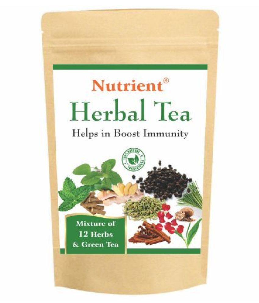 Nutrient Tulsi masala Tea Loose Leaf 125 gm