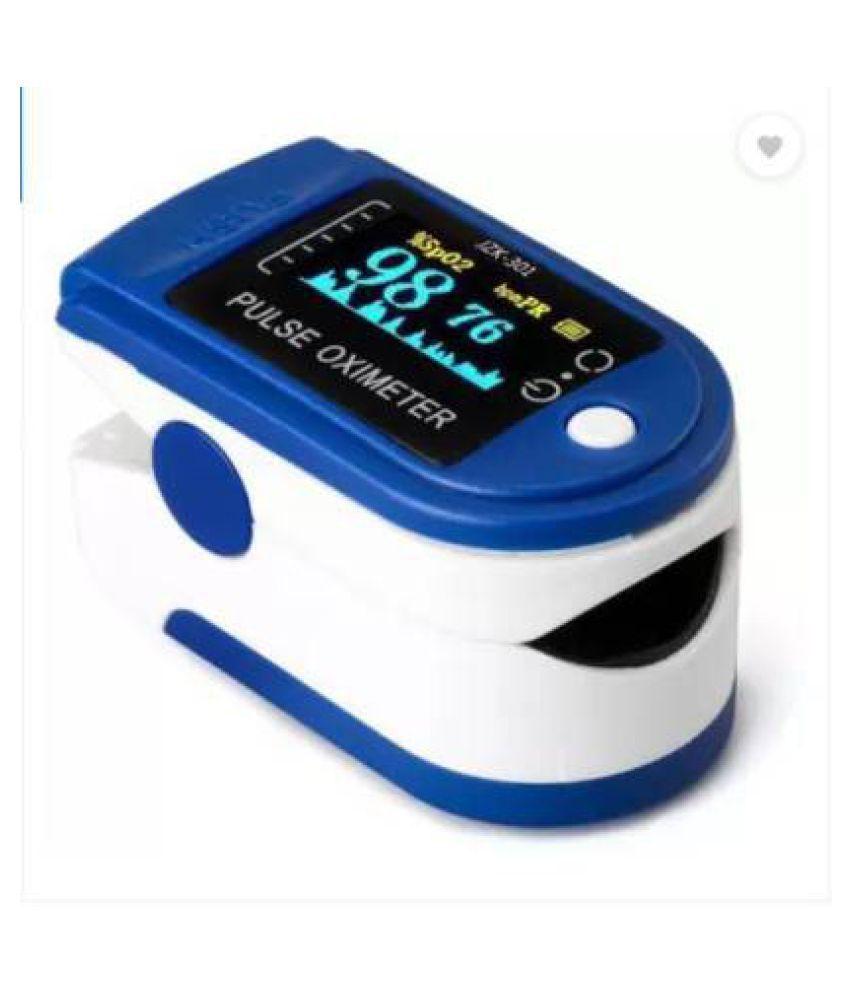 PULSE OXIMETER OXI01 Fingertip OLED Pulse Oximeter