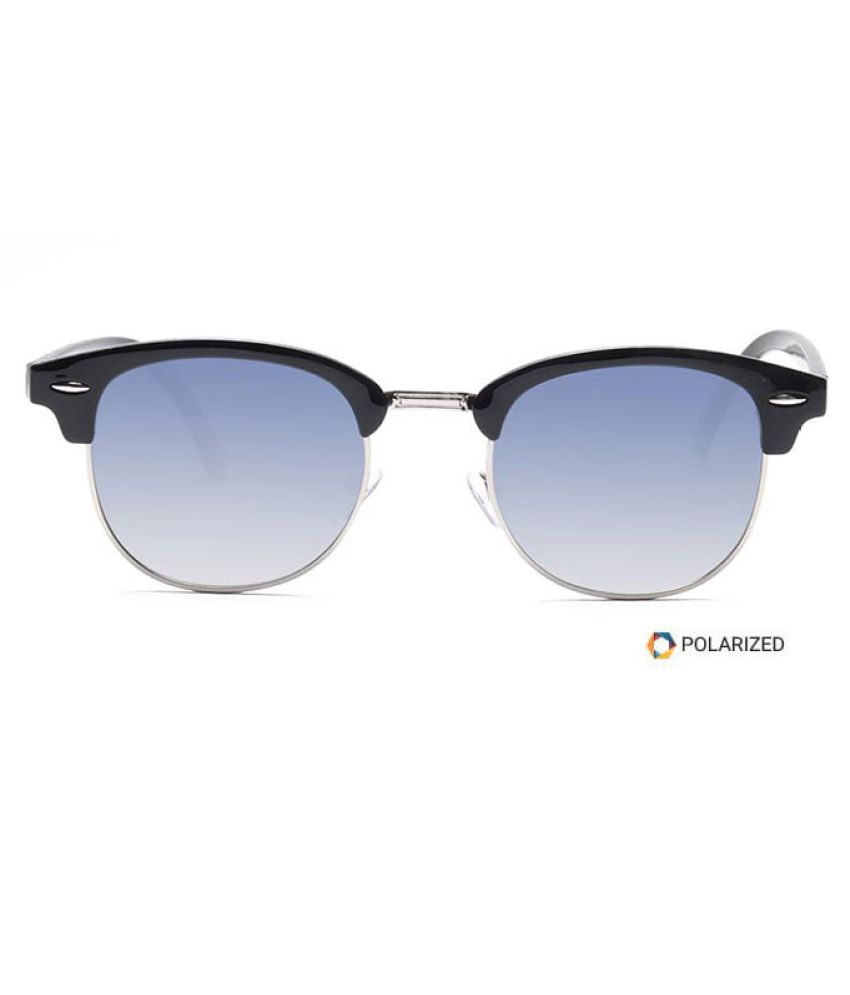 Coolwinks - Blue Clubmaster Sunglasses ( 110101-S20A5436 )