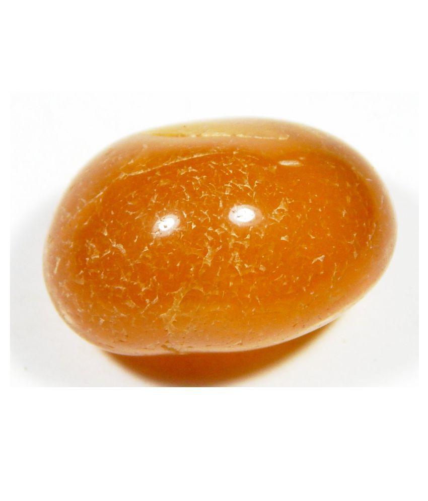 Urancia® Rare Piece Yellow Onyx 47.8Cts 1 Pcs