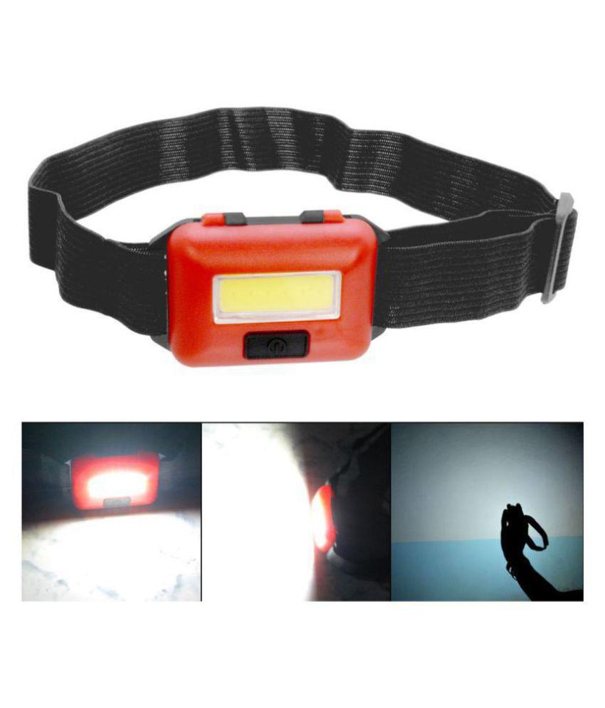 Battery Operated Cree Led Headlight Head Lamp Light Torch Flashlight