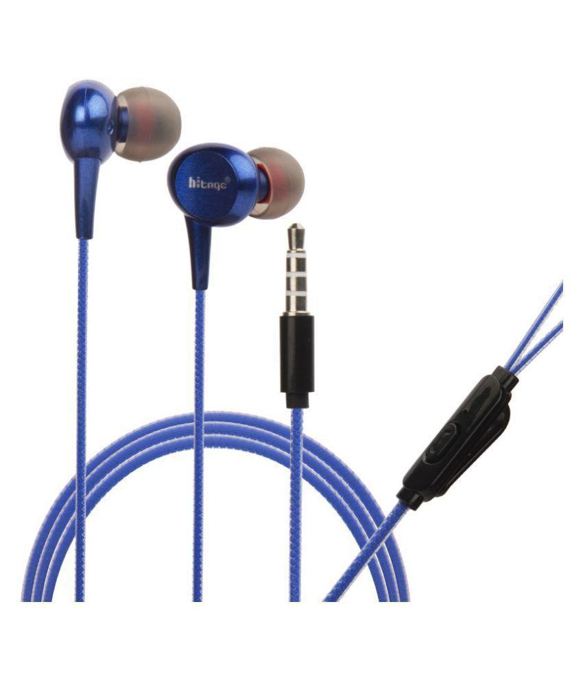 SBS HB 131+ In Ear Wired With Mic Headphones/Earphones