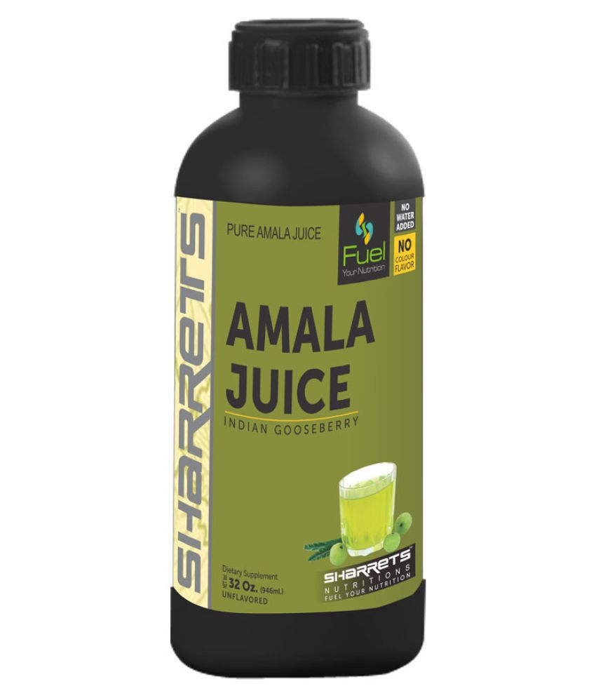 SHARRETS NUTRITIONS Amla Juice 1 oz