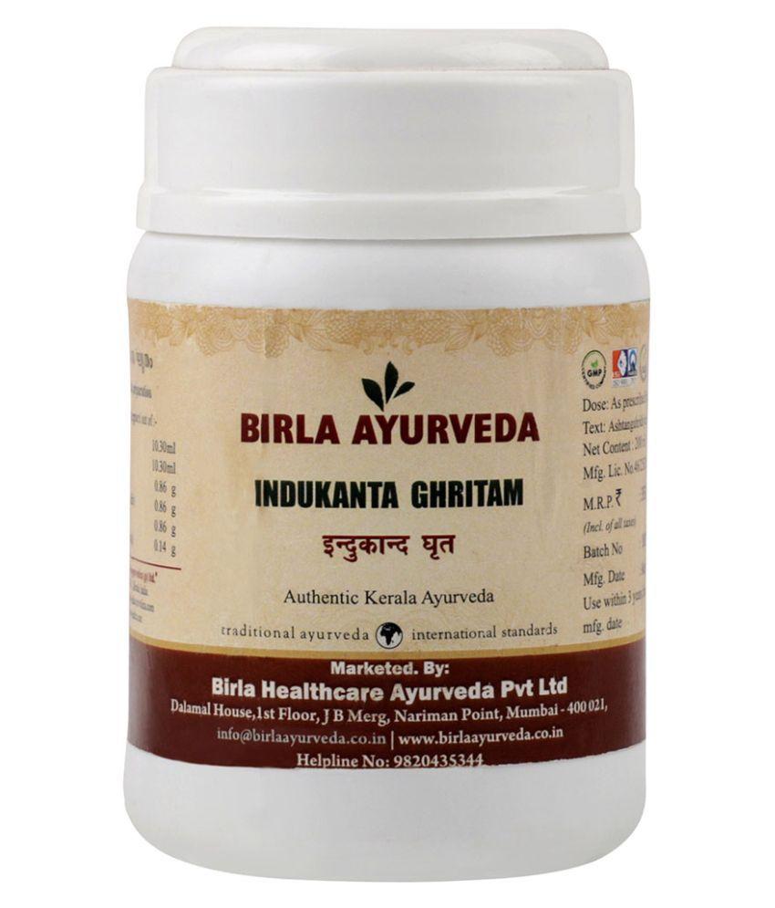 Birla Ayurveda Indukanta Ghritam Cream