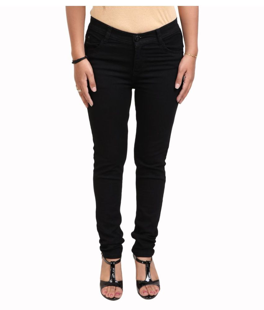 Essence Denim Jeans - Black