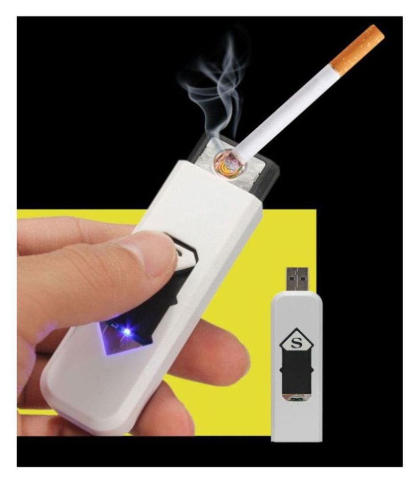 USB Rechargeable Electronic Flameless Lighter