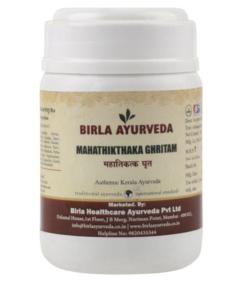 Birla Ayurveda Mahatiktaka Ghritam Liquid 200 ml