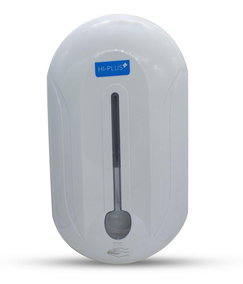 HI-Plus Plastic Sanitizer Dispenser