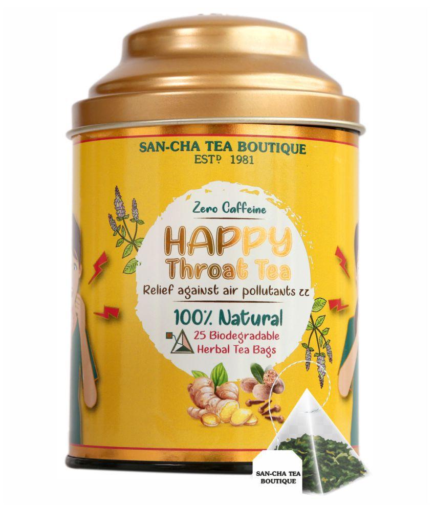 Sancha Green Tea Bags 25 gm