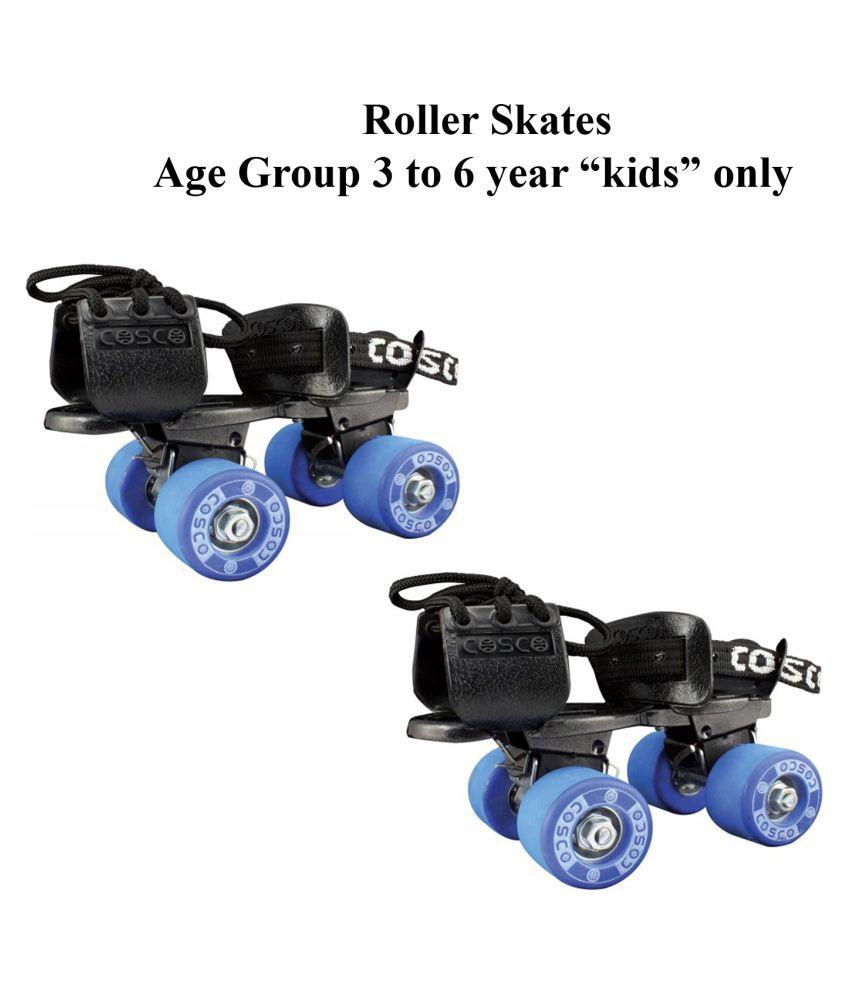 Cosco Quad skates Roller Skates for Kids