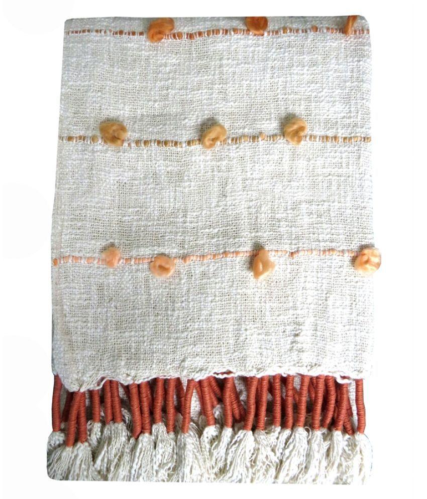 DANYBRO Single Cotton Natural Blanket