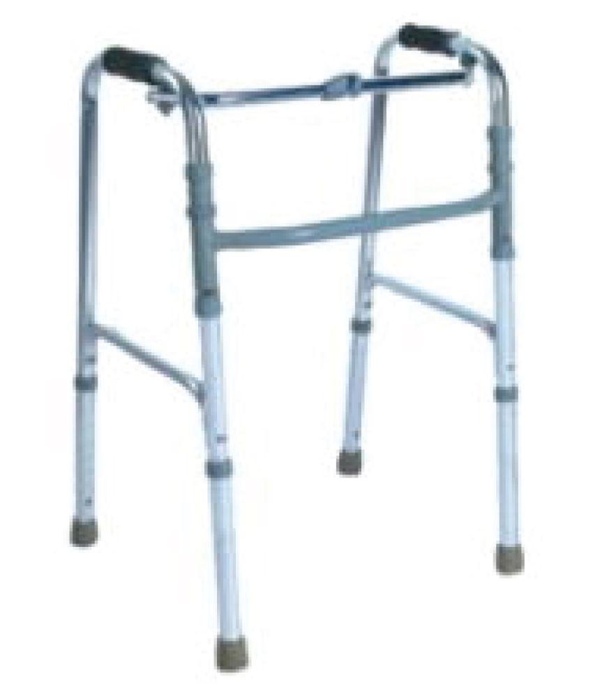 entros Reciprocal Walker with single hand Aluminium Walking Sticks