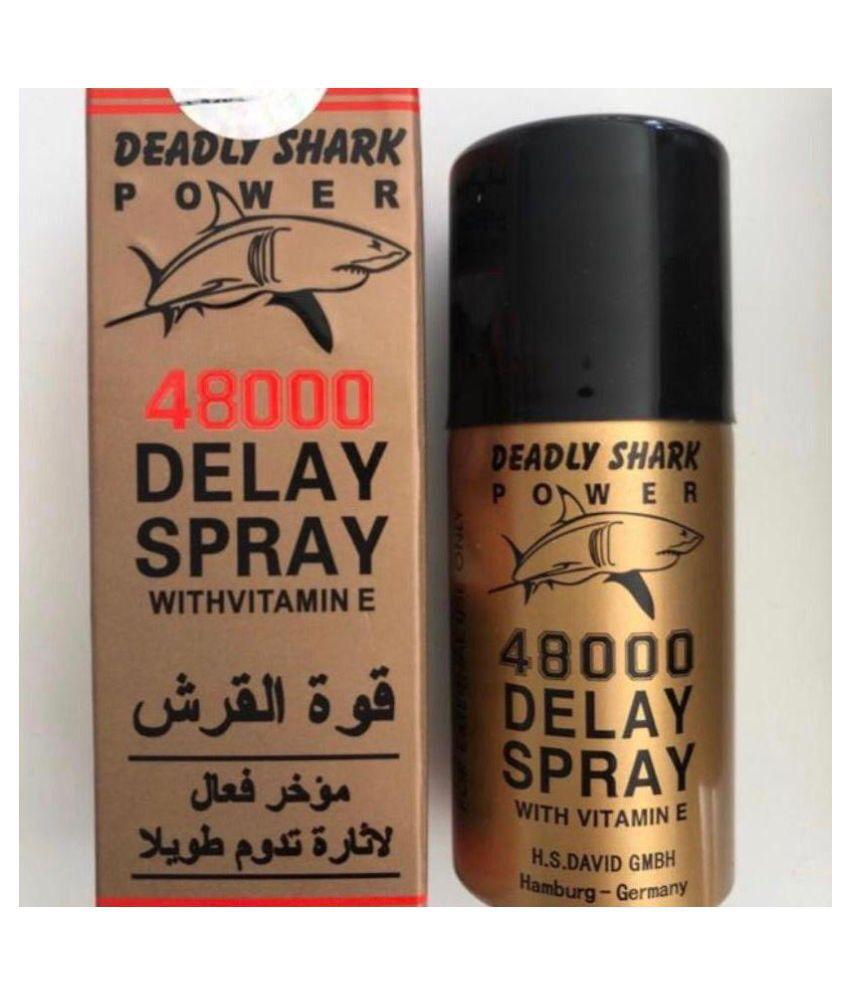 Male Delay Spray Deadly 48000 - 40 ML: Buy Male Delay