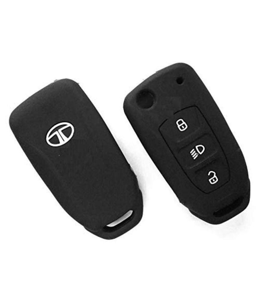 Tata Zest Silicone Car Key Cover