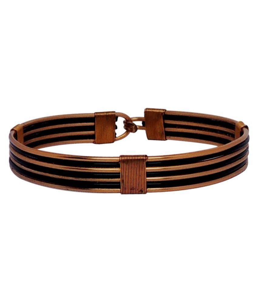Satyamani Asthdatu Kada/Bracelet is used for Wealth & Prosperity (Size 2)