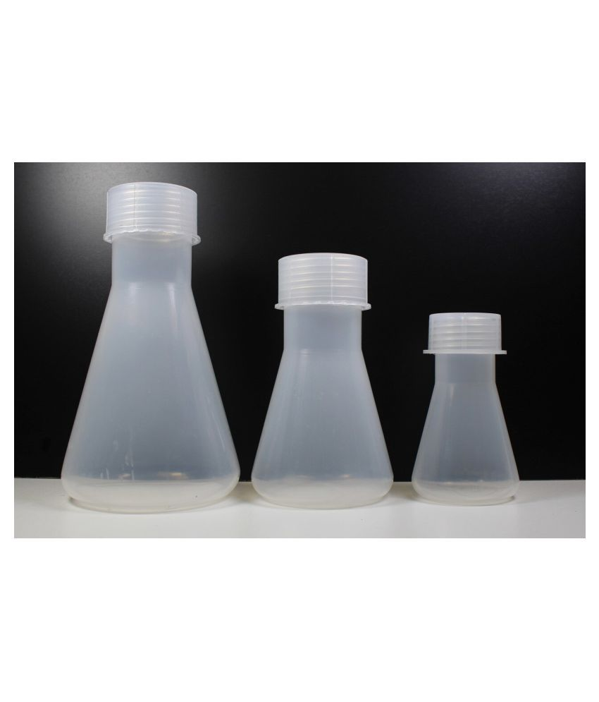 CONICAL FLASK  PACK OF 12 PCS