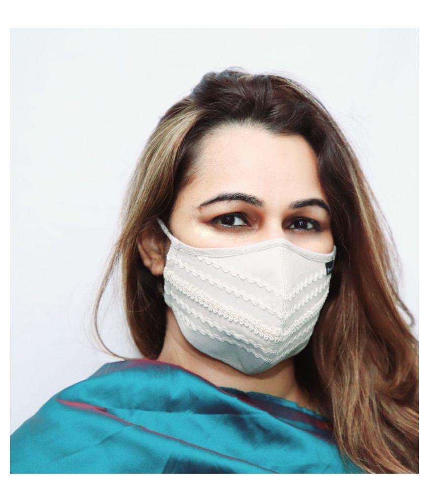 THEKAVACH Safeguard Fold-flat Dust Masks