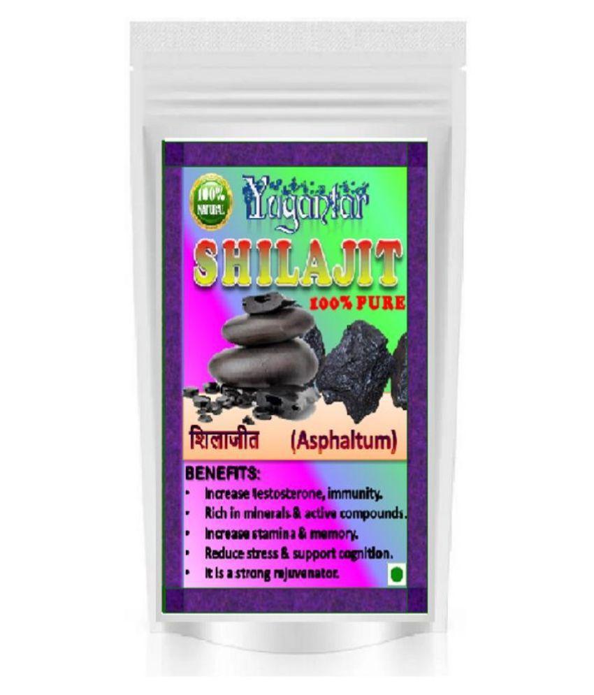 YUGANTAR SHILAJIT-SHILAJEET Raw Herbs 50 gm