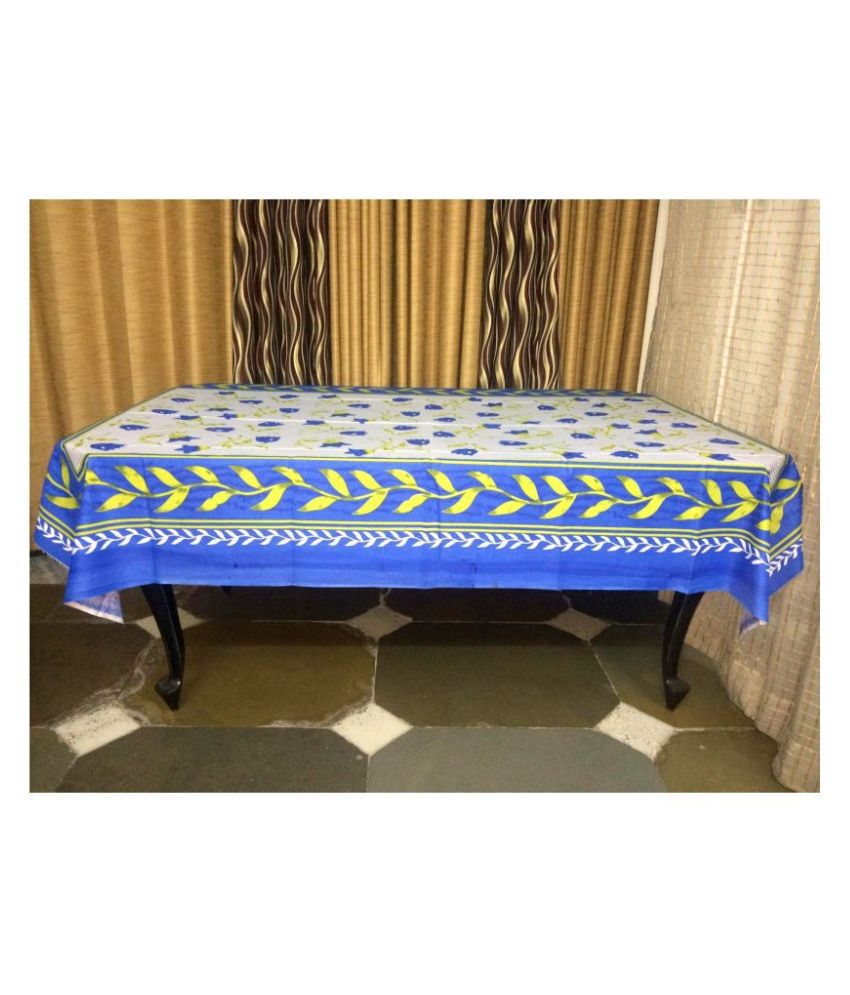 A&H 6 Seater Cotton Single Table Covers