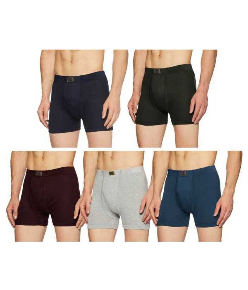 Dixcy Scott Multi Trunk Pack of 5
