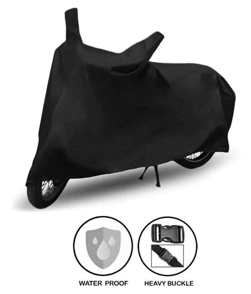 Lakshmina Enterprises Polyester  Water Resistant Two Wheeler / Bike  Body Cover For Bajaj Discover