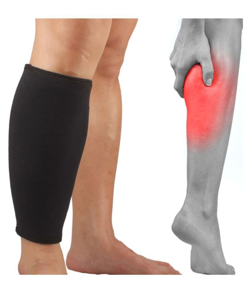 Jm 1 X Calf Supports Calf Supports Free Size