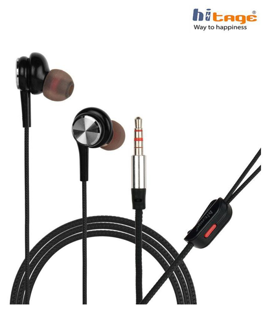 OBRONICS AKG Tuned Stereo Audio Samsung Galaxy S8 In Ear Wired With Mic Headphones/Earphones