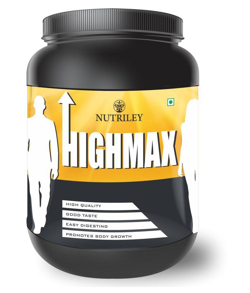CRD Ayurveda Highmax-Body Height Increase (500 Gms)-Vanila 1 gm