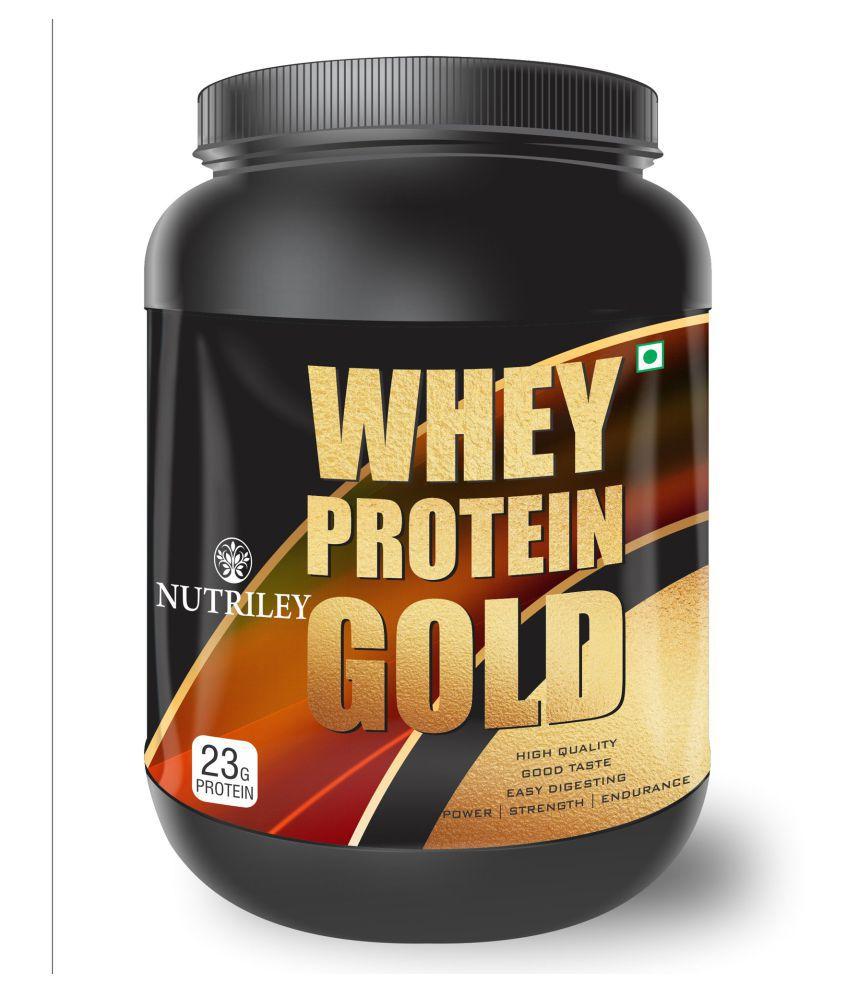 CRD Ayurveda Whey Protein Gold-Whey Protein (1 KG)-Elaichi 1 gm