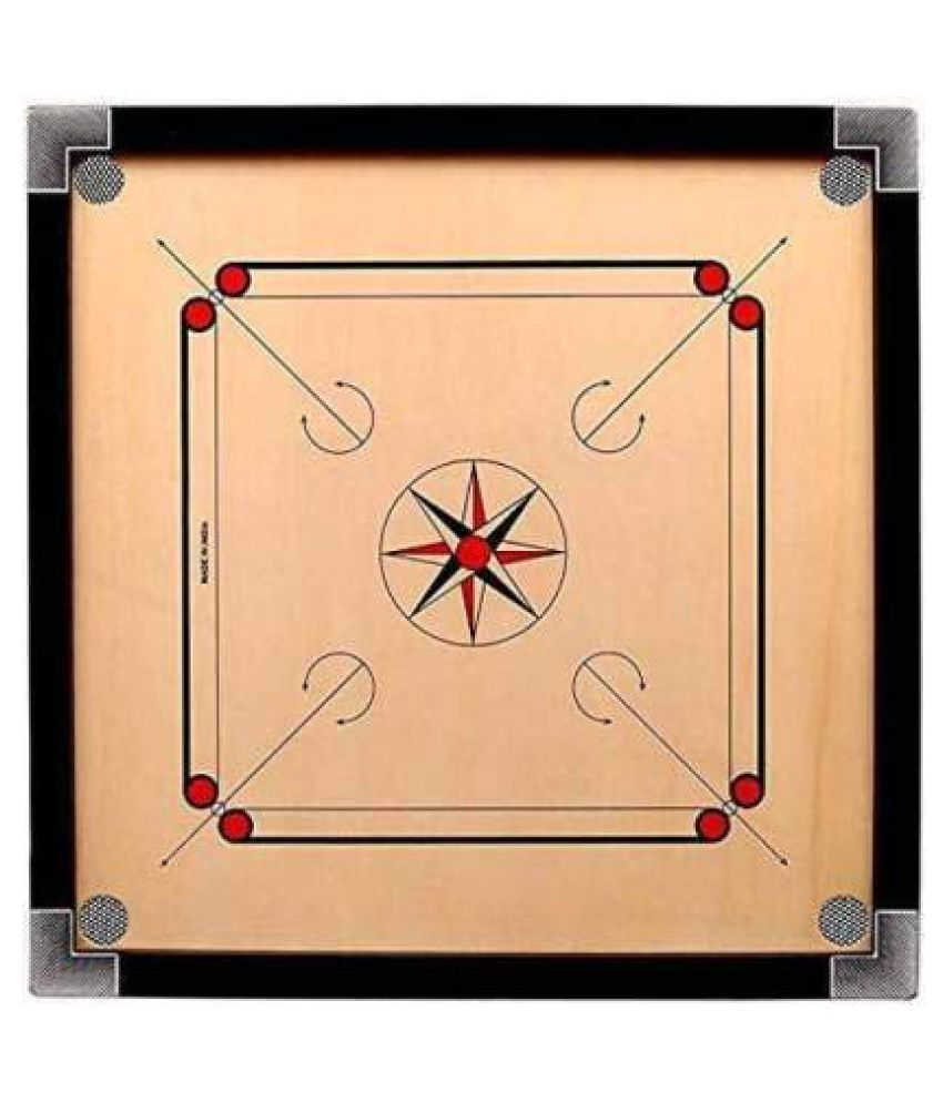 Port Wooden Others Carrom M