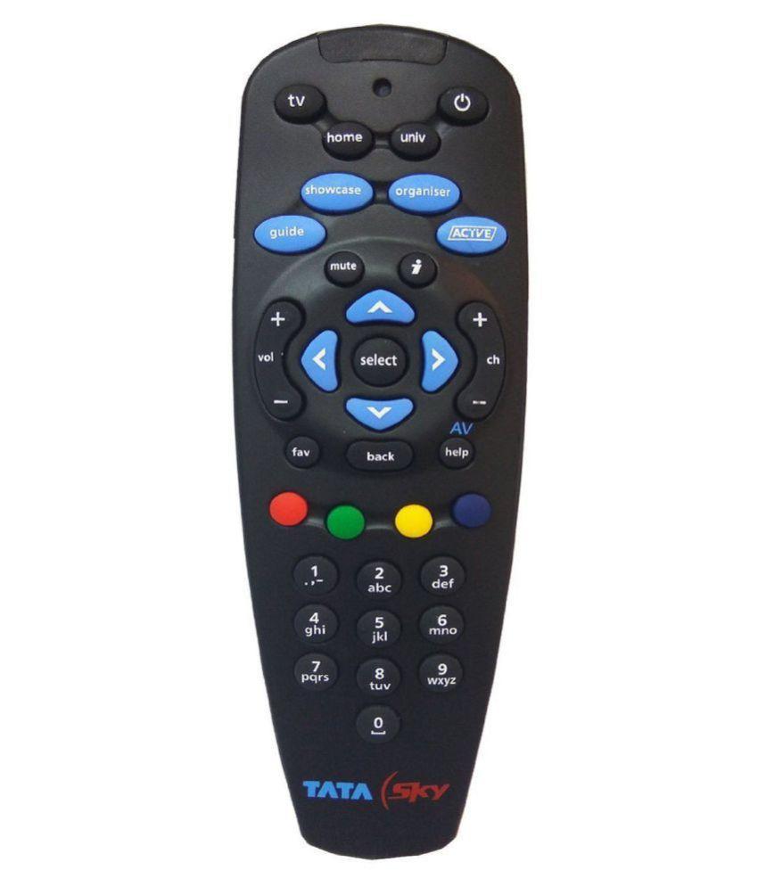 OSSDEN Tata sky Universal Remote Compatible with Tata sky