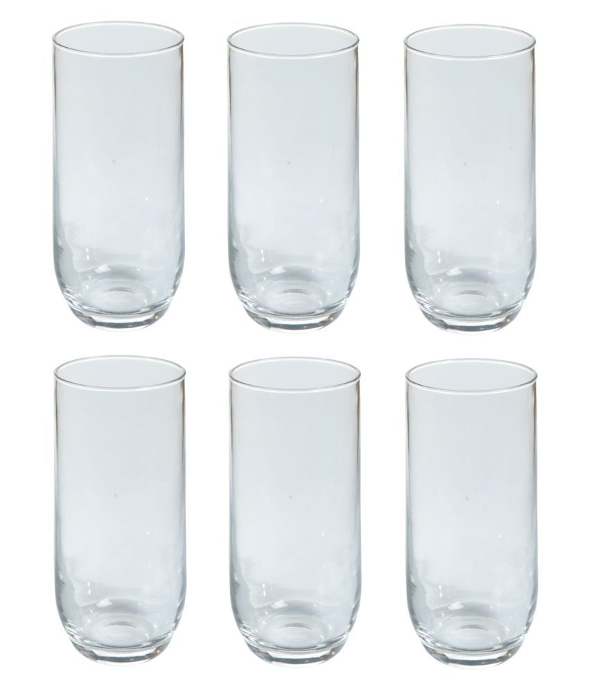 EternityHome Glass & Vitrelle 315 ML ml Glasses