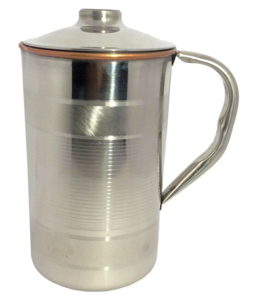 A&H Daily & Regular Use Steel Copper Jugs 1500 mL