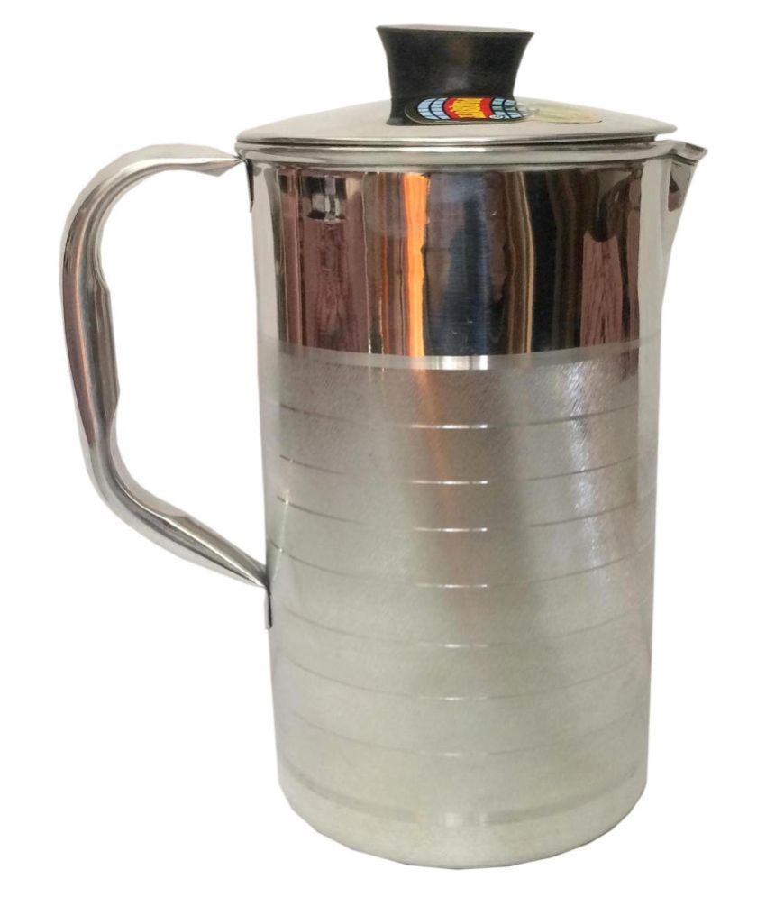 A&H Unbreakable Stainless Steel Jugs 2000 mL